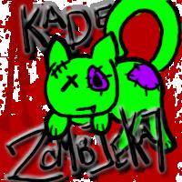 Kade Zombie Kat Teaser by LilWolfStudios