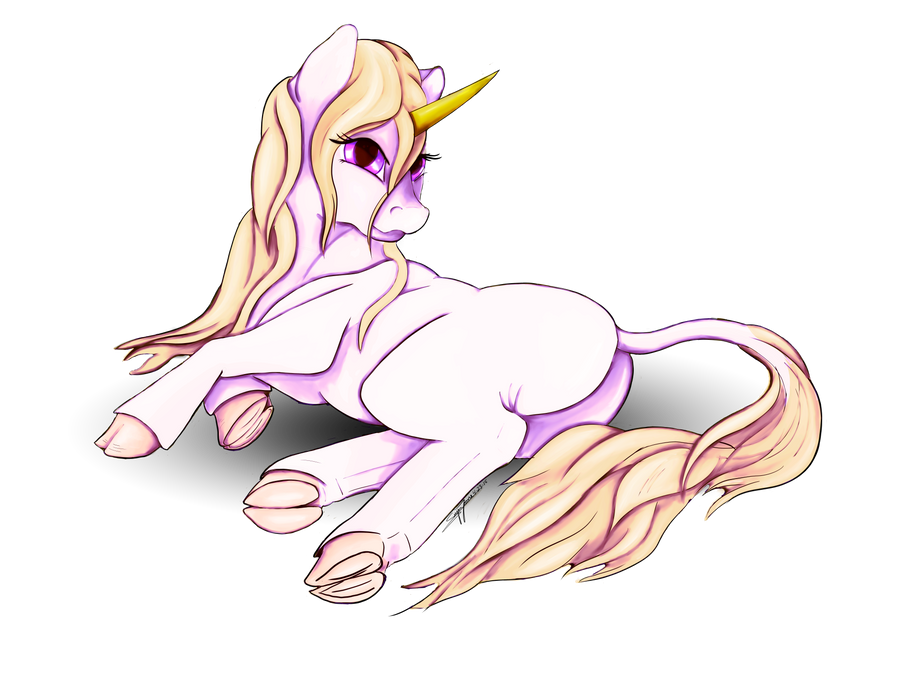 Unicorn by LilWolfStudios