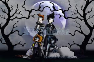 TD: Happy Halloween 2O15! by Dalhia-Gwen