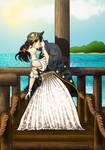DxG: Wedding Pirate Version