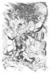 He is Thundarr, the Barbarian