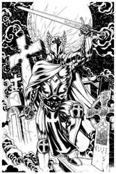 Warrior by AllanOtero