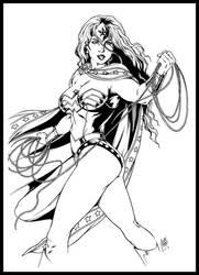 Wonder Woman by AllanOtero