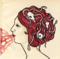 medusa girl (shake it out)