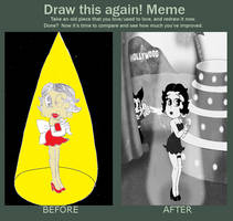 Boop-Boop-a-Doop (Draw this Again)