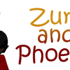 Zuri and Phoenix by ILoveThePanda
