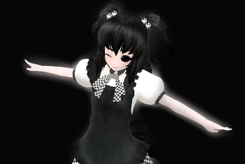 A Child's Laughter (MMD Newcomer- Kyuka) by ILoveThePanda