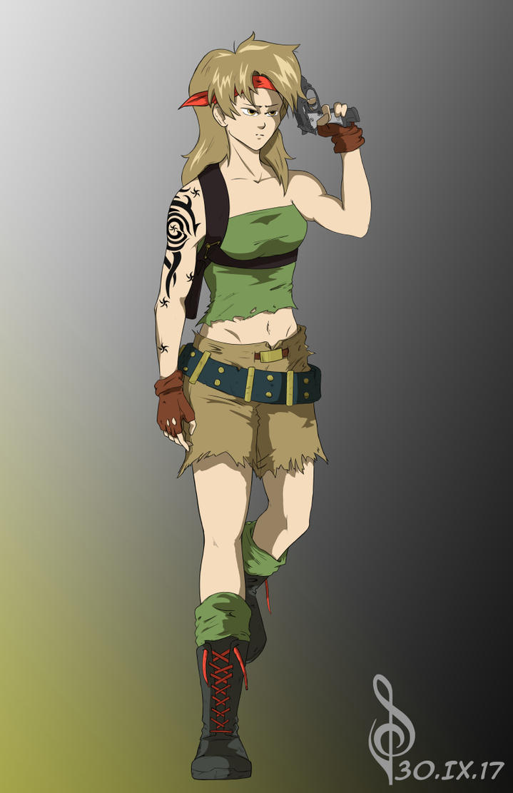 Trifusion: Launch + Revy by redknifewielder