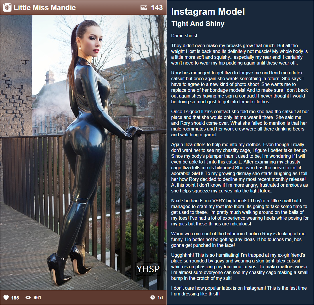 Instagram Model Tight And Shiny By Bikast On Deviantart