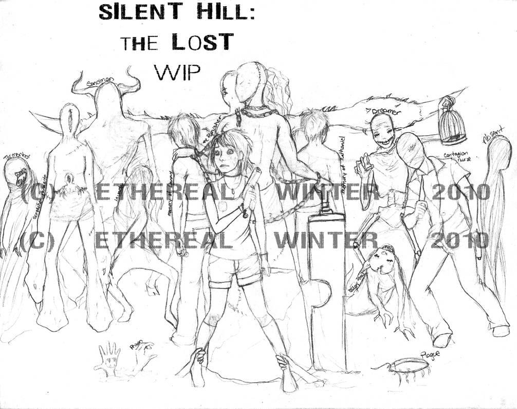 SH:L WIP1 by EphemeralWinter