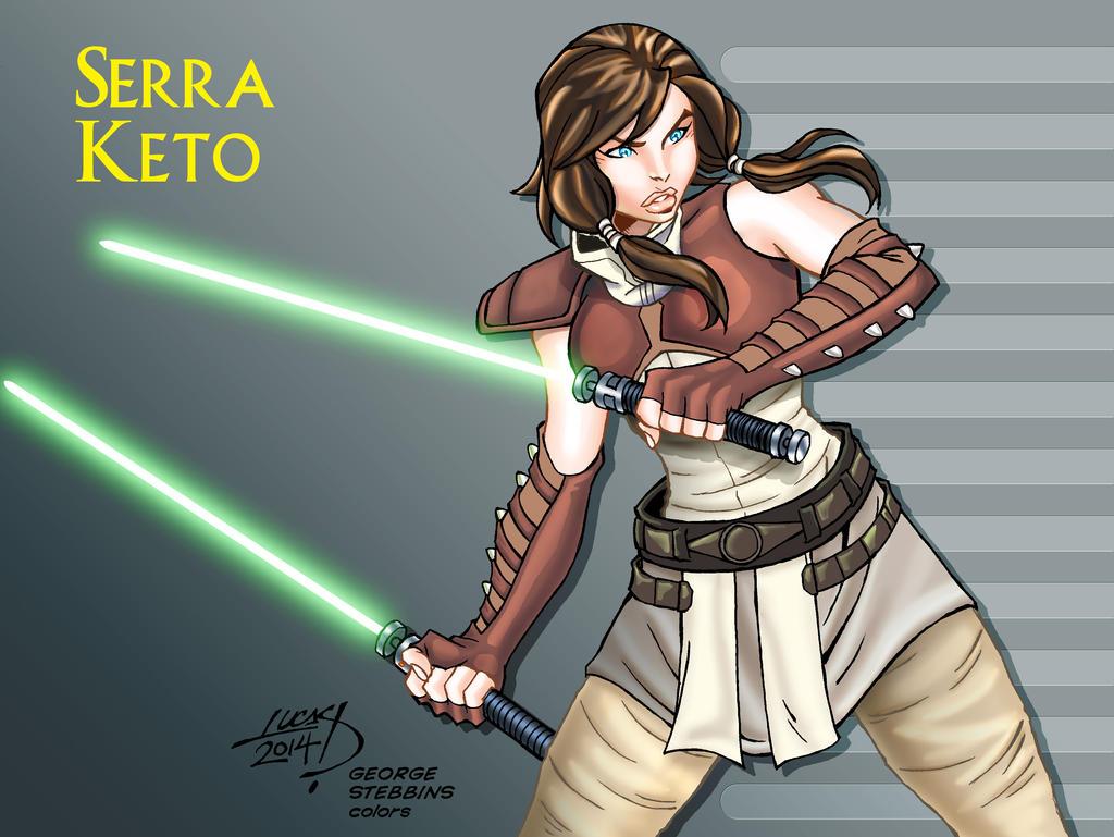 LA Serra Keto - Take 2 by FenrirBralor