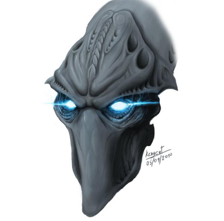 Protoss Head