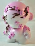 Cherry Blossom Munny