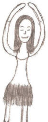 Ballerina Lily Evans by female-marauder