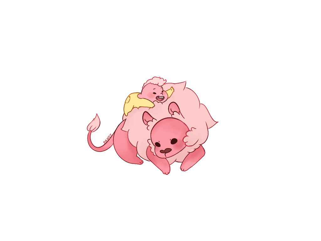 Hi guys! Its been a long time that I draw something from Steven Universe! Here some cuteness overload! <3