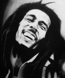 Bob Marley Dry 2 by mattyle