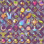 Ocean Icons for use