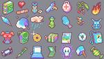 Azulea Icons