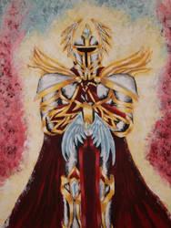 Kaeden the Fighter by MagickDream