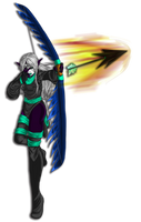 Zsadist Nightshade by MagickDream