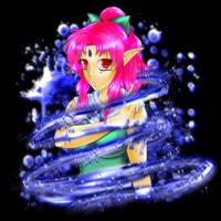 Waves of Minako by MagickDream