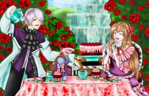 Brave Secret Valentine - Anyura by MagickDream