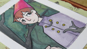 Wirt :: Over The Garden Wall