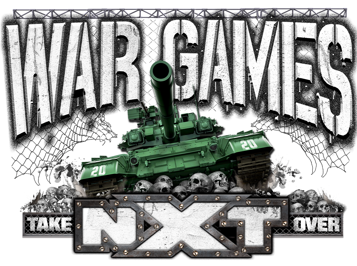 Nxt Takeover Wargames 2020 Logo Png By Wwe Designe By Wwedesigners On Deviantart