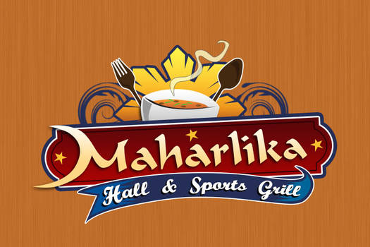 Maharlika Hall and Sports Grill Logo
