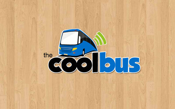 The Cool Bus Logo