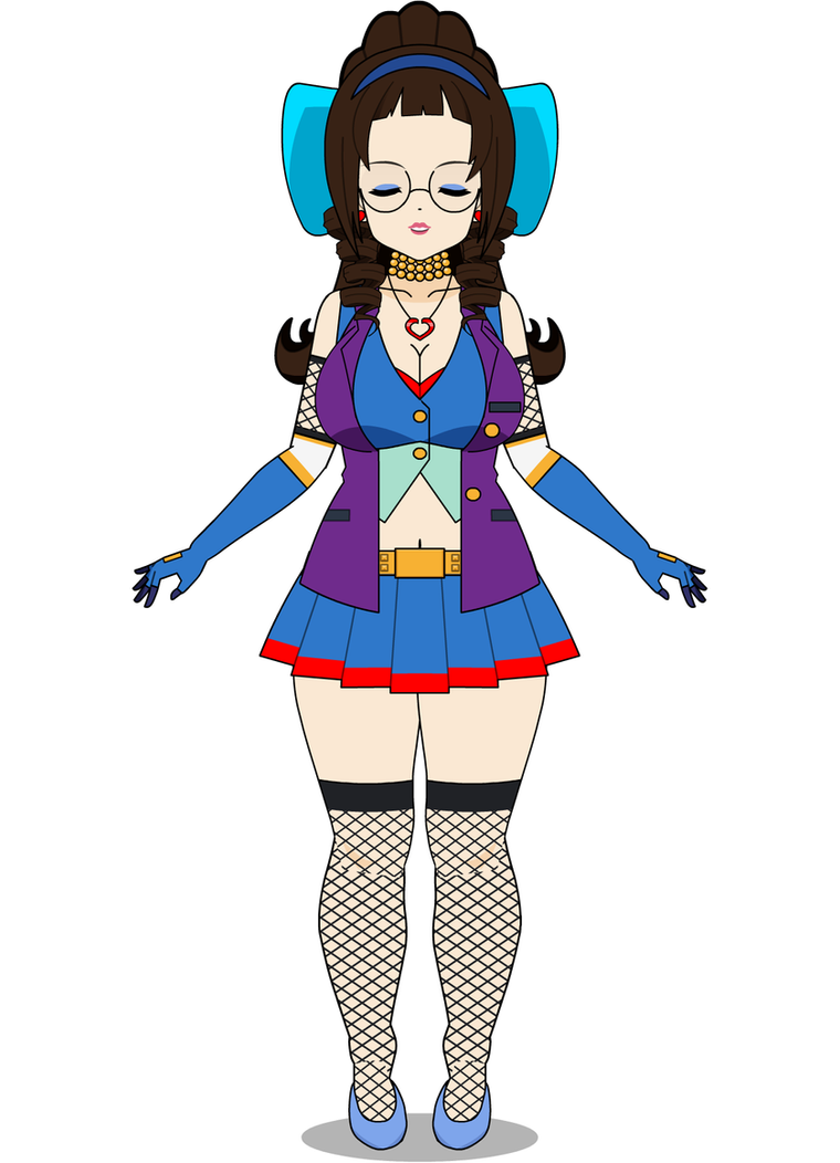 Animating Tami by LovestrongArtFan90