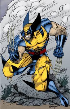 Al Rios Wolverine