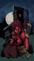 Unfinished 05 Hellgirl