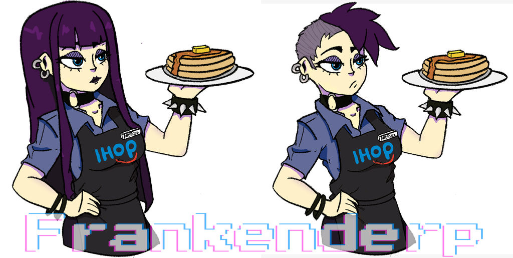 Goth Ihop By Frankenderp On Deviantart Make sure you tip your waitress properly. goth ihop by frankenderp on deviantart