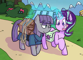 Kite Buddies by Zanefir-Dran