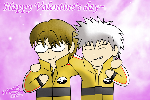 Happy Love and Frienship day by SniperGYS