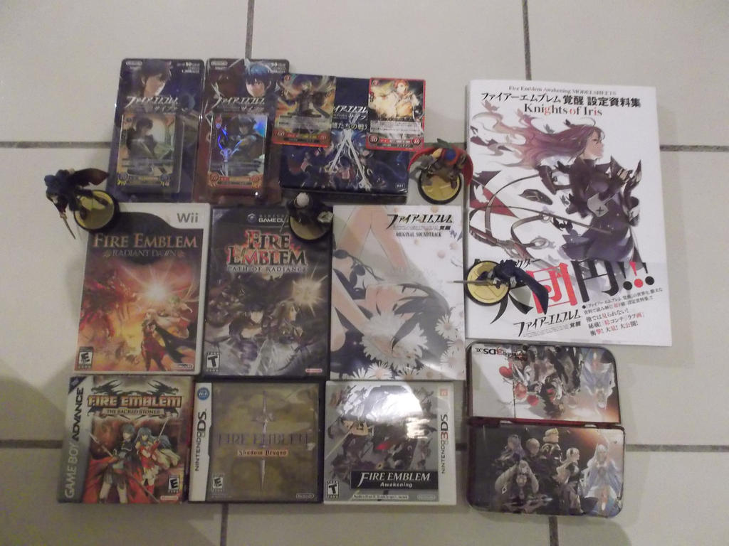 My FE collection by SniperGYS