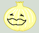 Onion King of Town by JenniBee