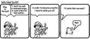 Fan Comic: Gotta Catch Em All
