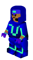 Minecraft: Story Mode Gabriel Lego