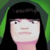 Me in a Psychonauts style by JenniBee