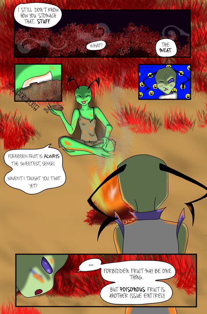 [For the Sake of Spite] Page 3 by Niao-GIW