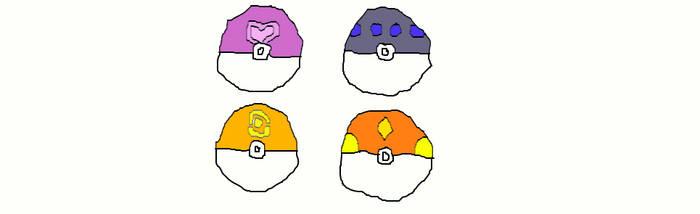 Pokeballs Generation 2 Part 2 by MilliardPeacecraft