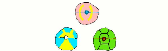 Pokeballs Generation 4 Part 1 by MilliardPeacecraft