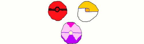 Pokeballs Generation 4 Part 2 by MilliardPeacecraft