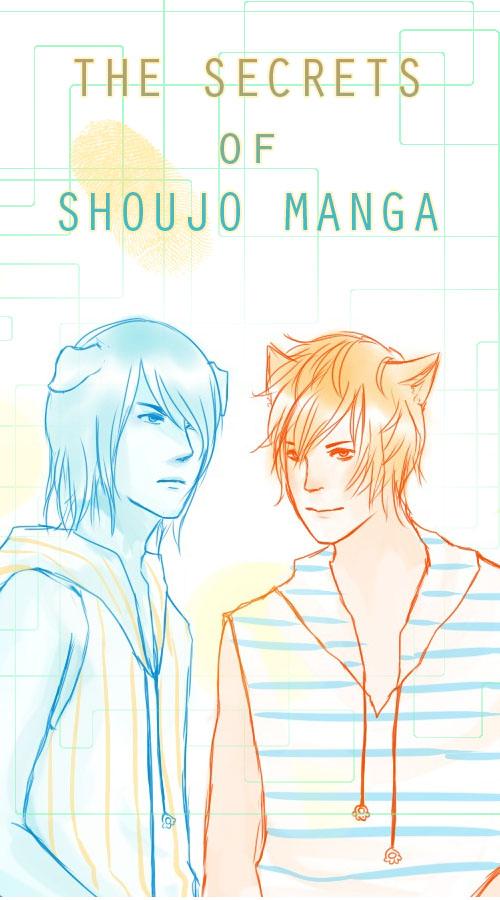 The Secrets of Shoujo Manga Cover by sheepsgobaaa on ...