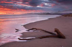 South Brighton sunrise by GregArps