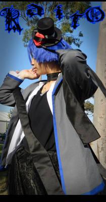 Vocaloid: Imitation Black: Kaito