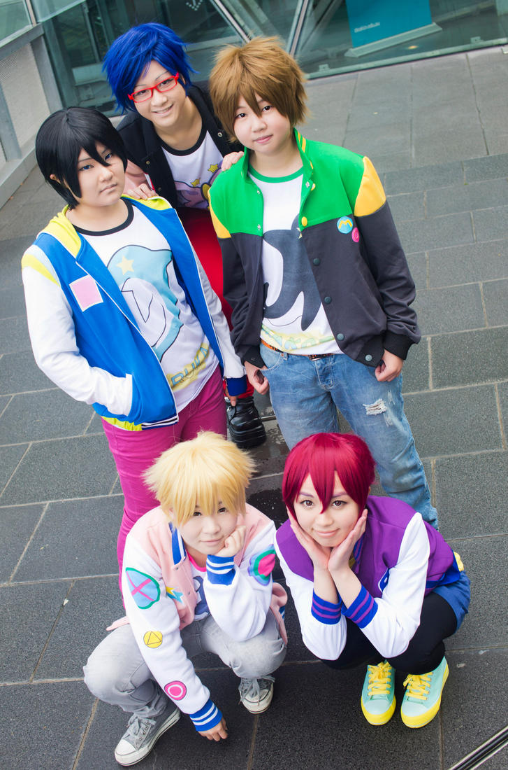 Free! Ending: Group~ by 2greenia