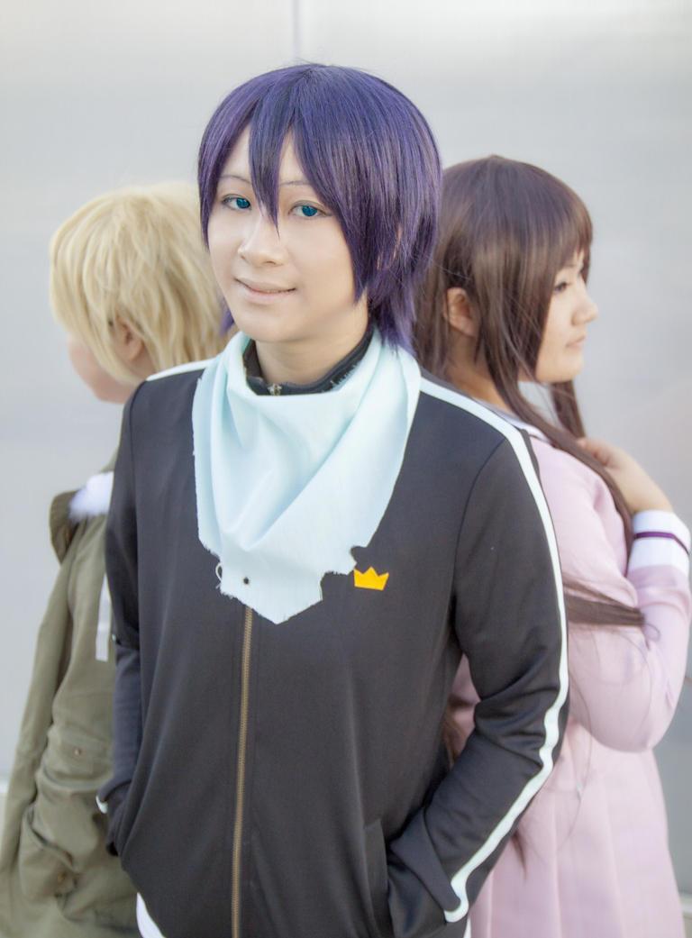 Noragami: Yato/Yukine/Hyori by 2greenia